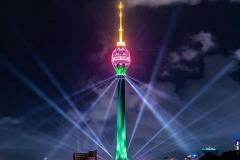 night-lotus-tower