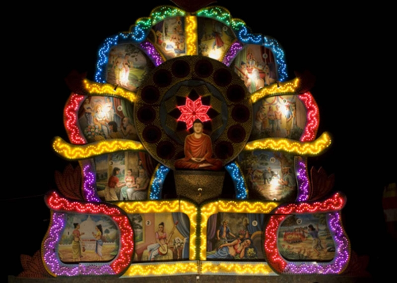 wesak festival essay The wesak festival is a time for devotion and remembering the important aspects of the teachings of buddhism wesak is a holy day for buddhists in many countries such as tibet, cambodia, malaysia sri lanka, bangladesh, india, thailand, indonesia, philippines and bhutan.