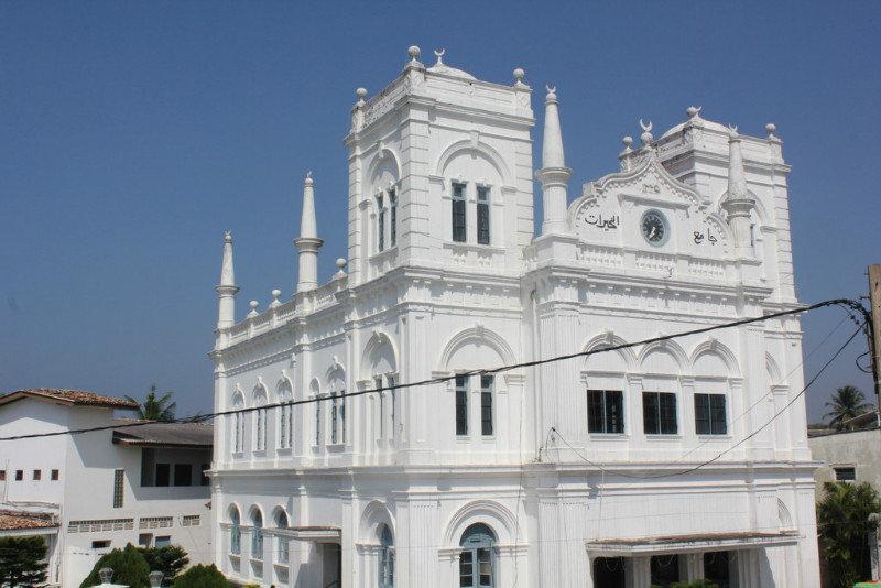 The Meera Mosque